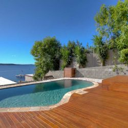 Frameless Glass Pool Fencing Supply